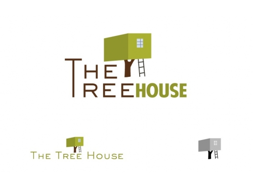 logo created for The tree house