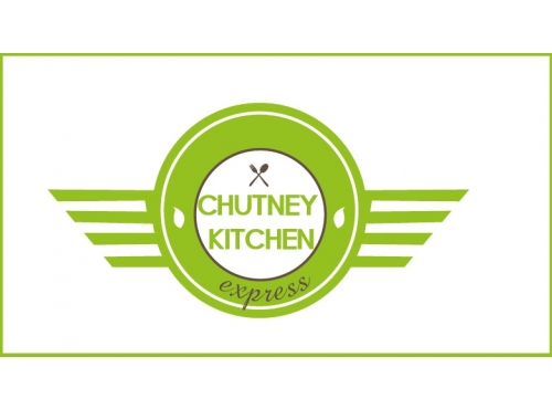 logo created for Chutney Kitchen