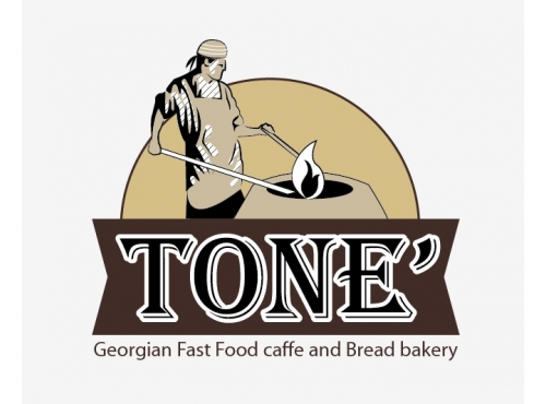 logo created for Tonè