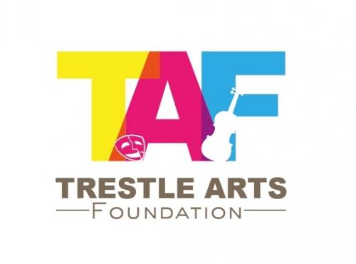 logo created for Trestle Arts Foundation