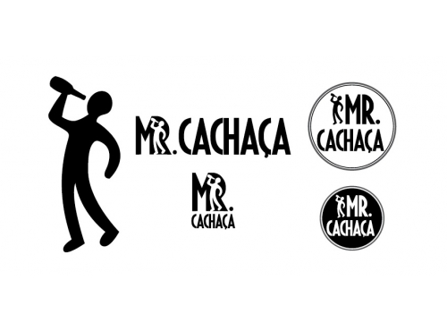 logo created for Mr. Cachaça