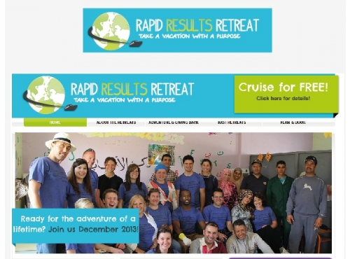 logo created for Rapid result retreat